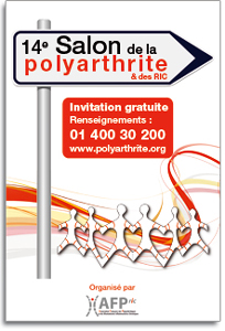Fondation hopale salon de la polyarthrite for Salon polyarthrite