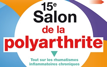 Fondation hopale un salon pour la polyarthrite for Salon polyarthrite